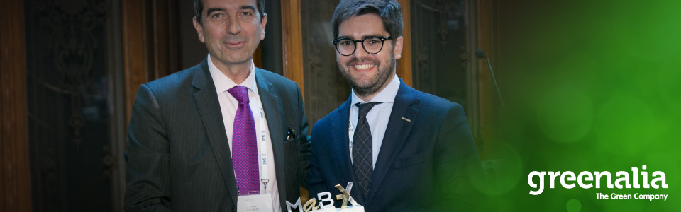 "GREENALIA RECIBE LA NOMINACIÓN A LA COMPAÑÍA ""STAR 2018"" EN EL EURPOEAN SMALL AND MID-CAP AWARDS"