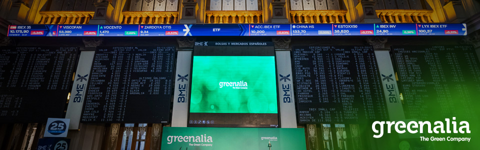 Greenalia Has A Bullish Potential Of 44.50%, According To The Analysis Of GVC-Gaesco