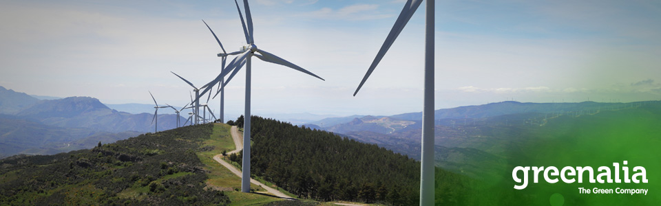 GREENALIA'S 5 WIND FARM PROYECT EOLO I MOC FINANCING AWARDED GREEN RATING