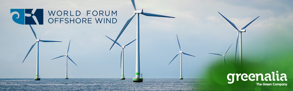GREENALIA JOINS WORLD FORUM OFFSHORE WIND (WFO) AND APPA WIND AND ITS OFFSHORE GROUP