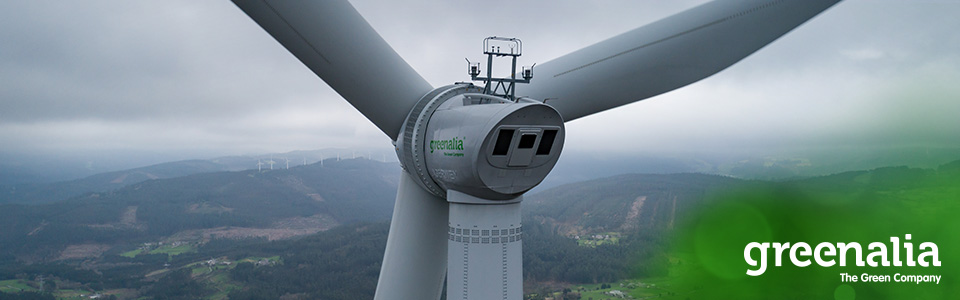 OUROL WIND FARM WILL PRODUCE OVER 65,000 MWh YEARLY, EQUAL TO THE ANNUAL ENERGY CONSUMPTION OF 20,000 HOMES