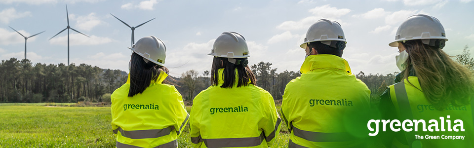 GREENALIA OBTAINS THE ADMINISTRATIVE LICENCE FOR THE CONSTRUCTION OF 45 MW BUSTELO WIND FARM