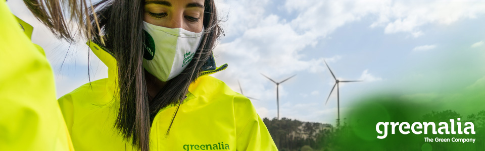 GREENALIA OBTAINS THE ADMINISTRATIVE LICENCE FOR THE CONSTRUCTION OF 18 MW MONTE TOURAL WIND FARM